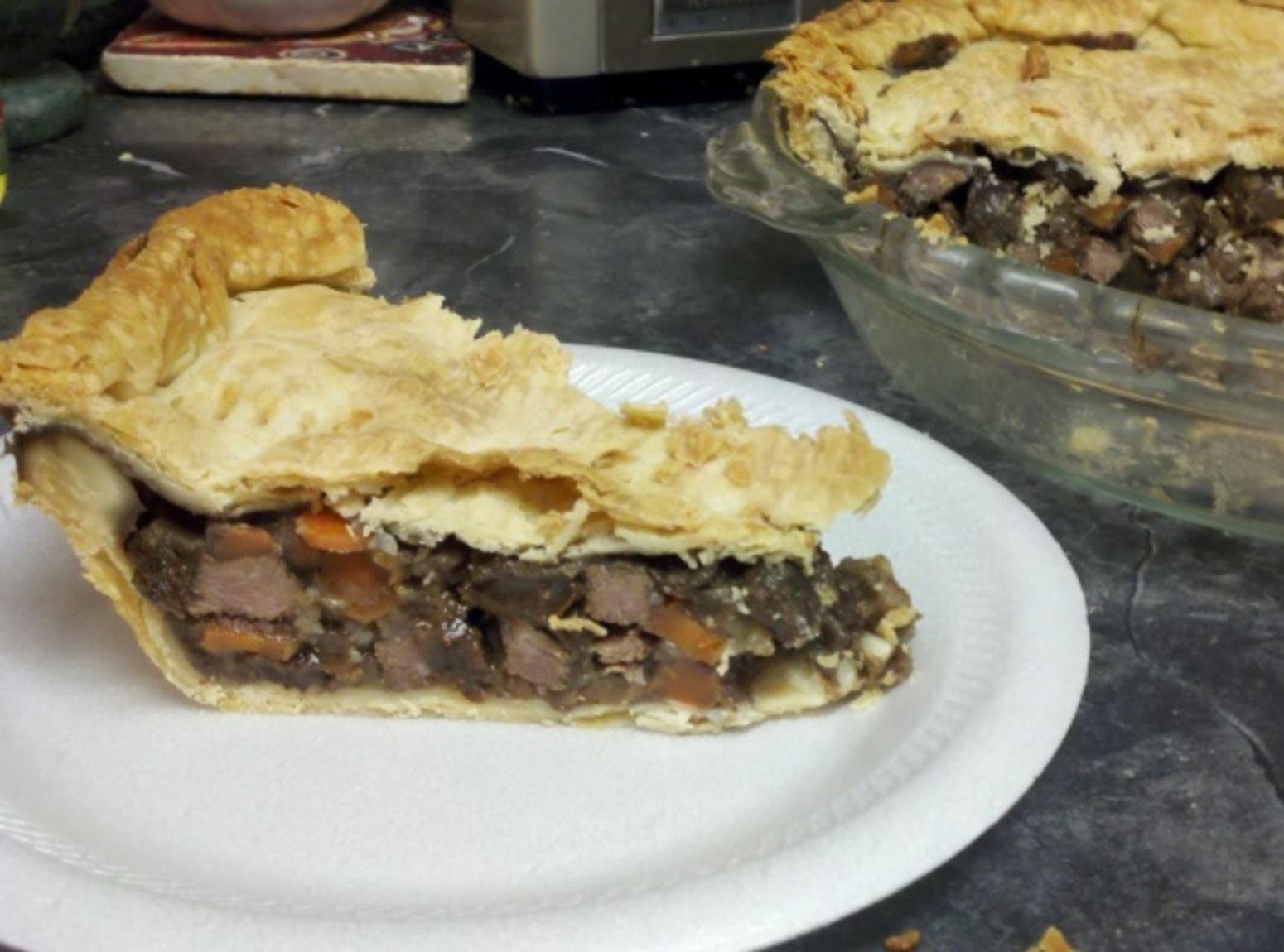 Venison Pie Recipe