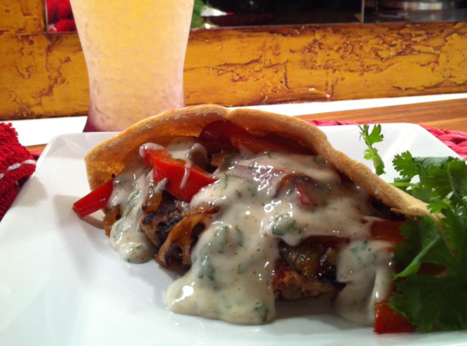 Loaded Tailgater Hot-Blue Turkey Burgers Recipe