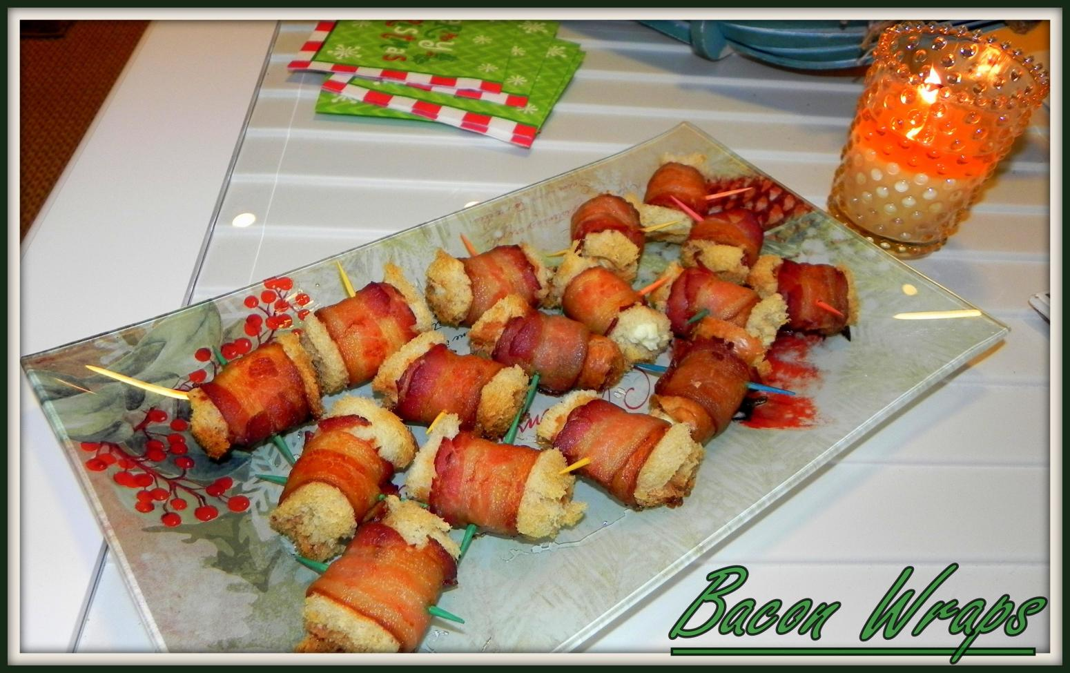 Bacon Wraps Recipe