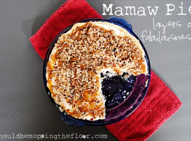 Mamaw Pie Recipe