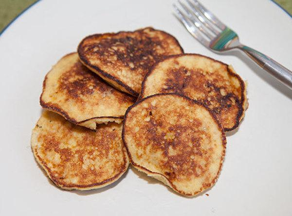 No-flour Banana Pancakes Recipe