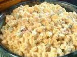 Southwestern Corn and Walnut Dip Recipe