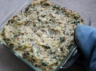 Spinach Artichoke Casserole Recipe