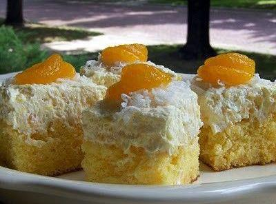 Hawaiian Dream Cake Recipe