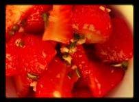 STRAWBERRY SALSA Recipe