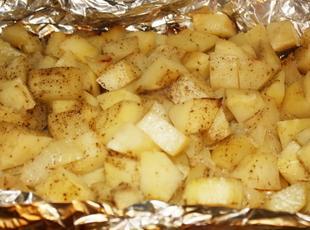 Cowboy Potatoes Recipe