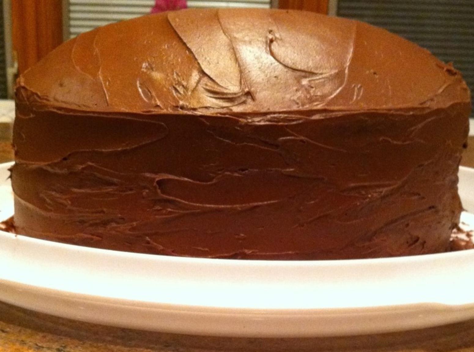 Chicago's Famous Portillos Chocolate Cake Recipe