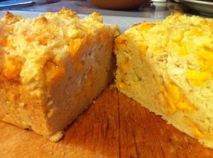 Cheesy Garlic Loaf Recipe