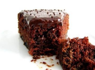 Chocolate Prune Cardamom Cake Recipe | Just A Pinch Recipes