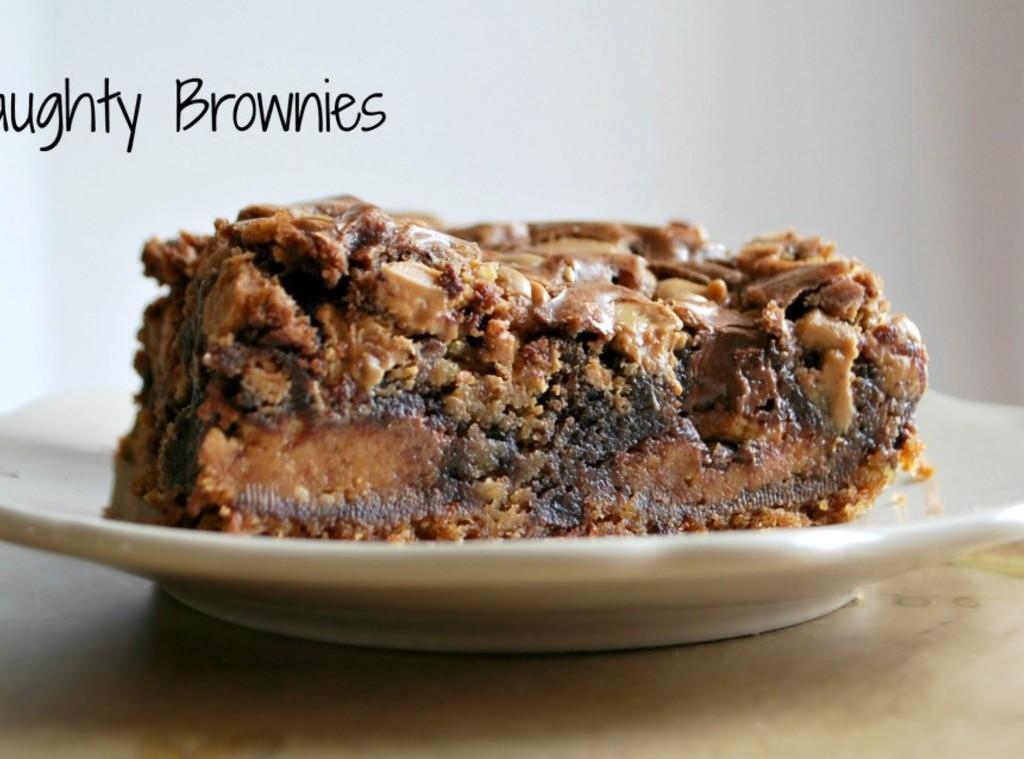 Naughty Brownies Recipe