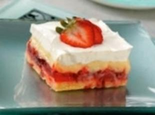 Potluck Strawberry Trifle