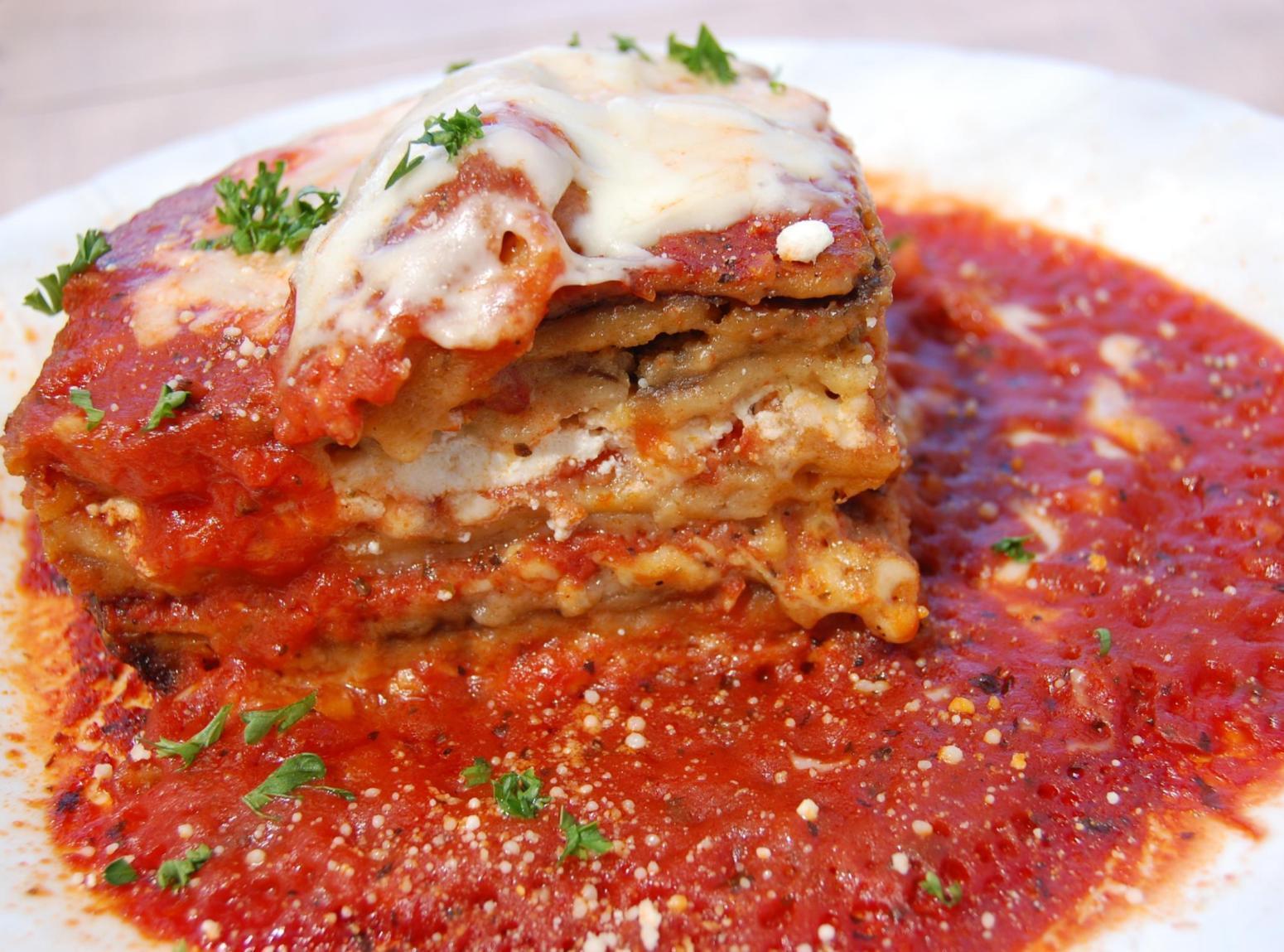 Eggplant Lasagna Recipe 2 Just A Pinch Recipes