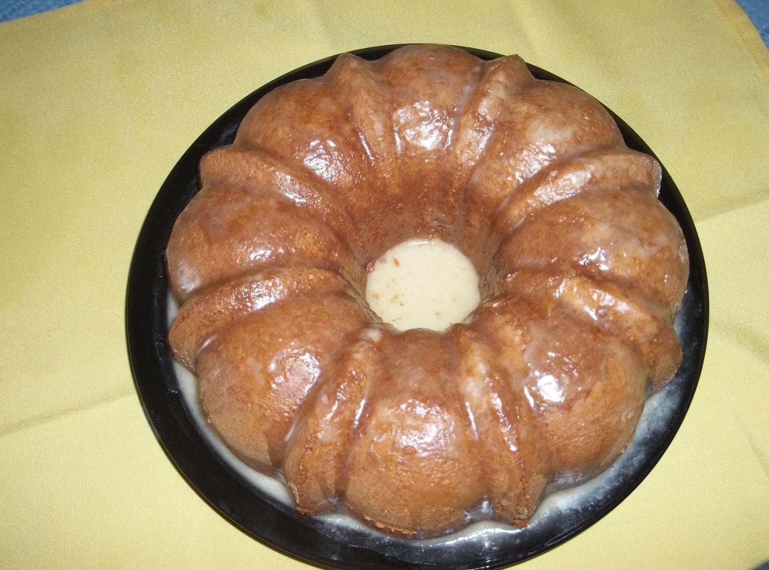 Apricot Nectar Cake Recipe Lemon Jello: GOLDIE'S APRICOT NECTAR CAKE (SALLYE) Recipe