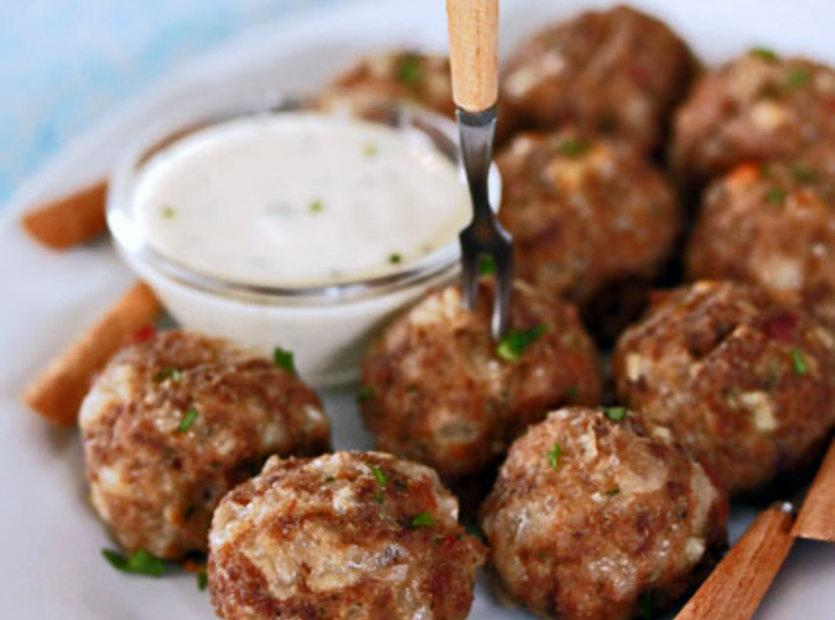 Jalapeno Cream Cheese Cocktail Meatballs Recipe 2 | Just A Pinch ...