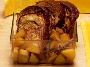 Roasted Pineapple with Rum Recipe | Just A Pinch Recipes