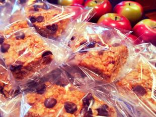 Prize Winning Granola Bars Recipe