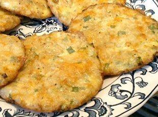 Baked Chicken Patties Recipe