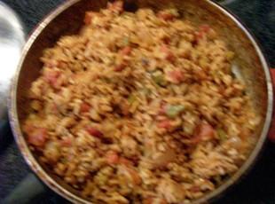 Spanish Rice in the Skillet by freda Recipe