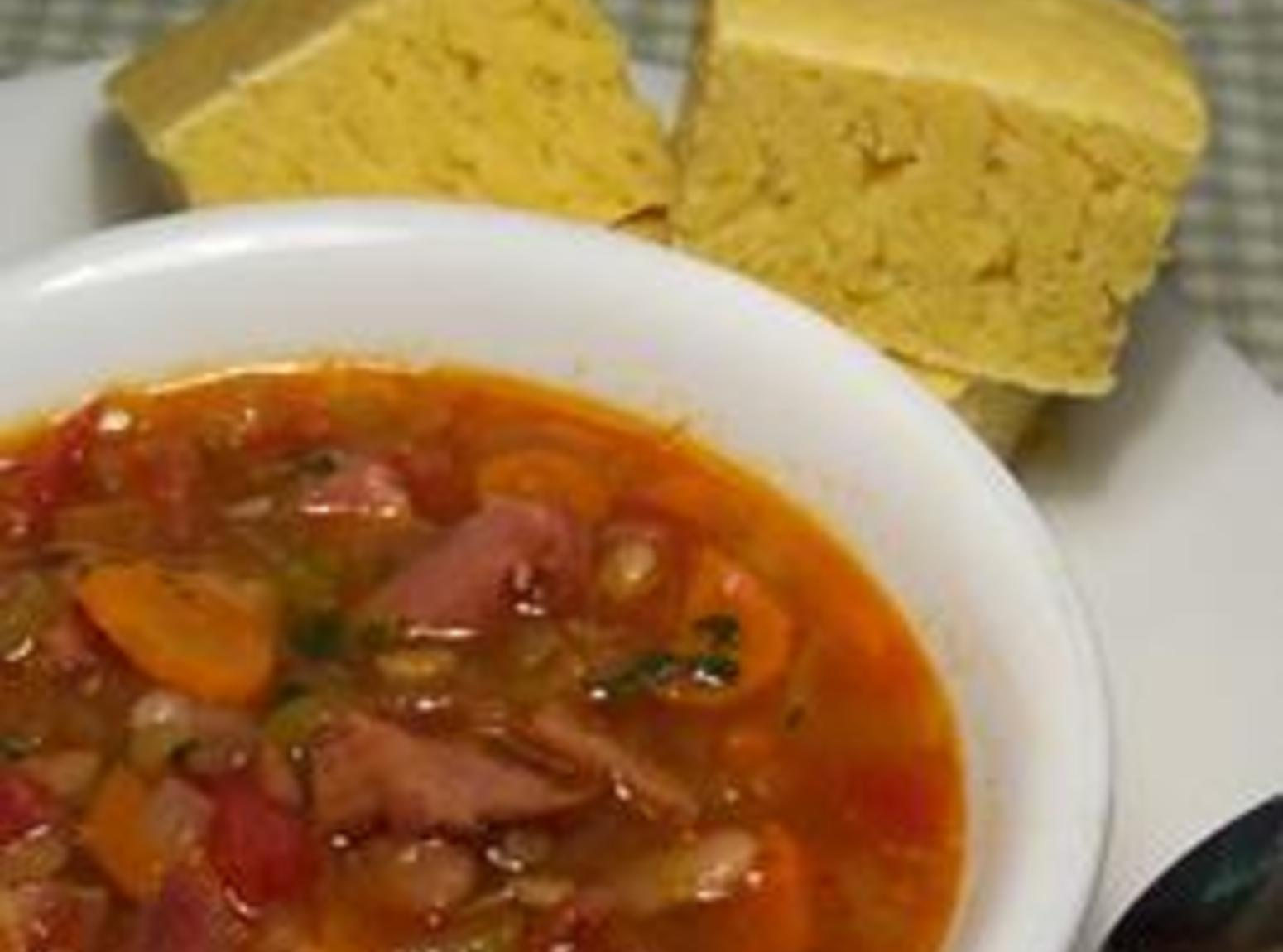 Best Ham Bone Soup Recipe