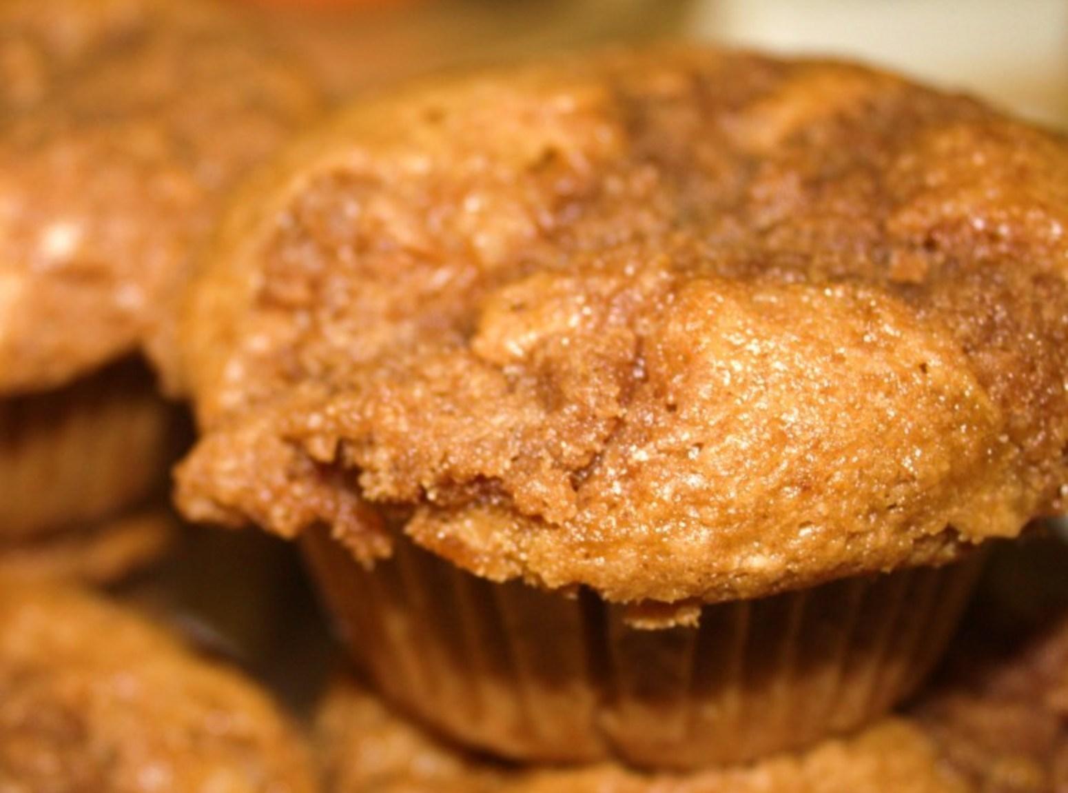 Okanagan Apple Muffins Recipe