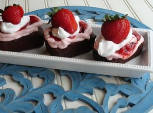 Chocolate Strawberry Valentines