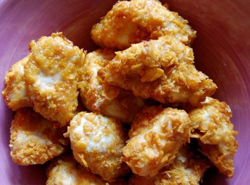 Crispy Chicken Nuggets Recipe 5 | Just A Pinch Recipes