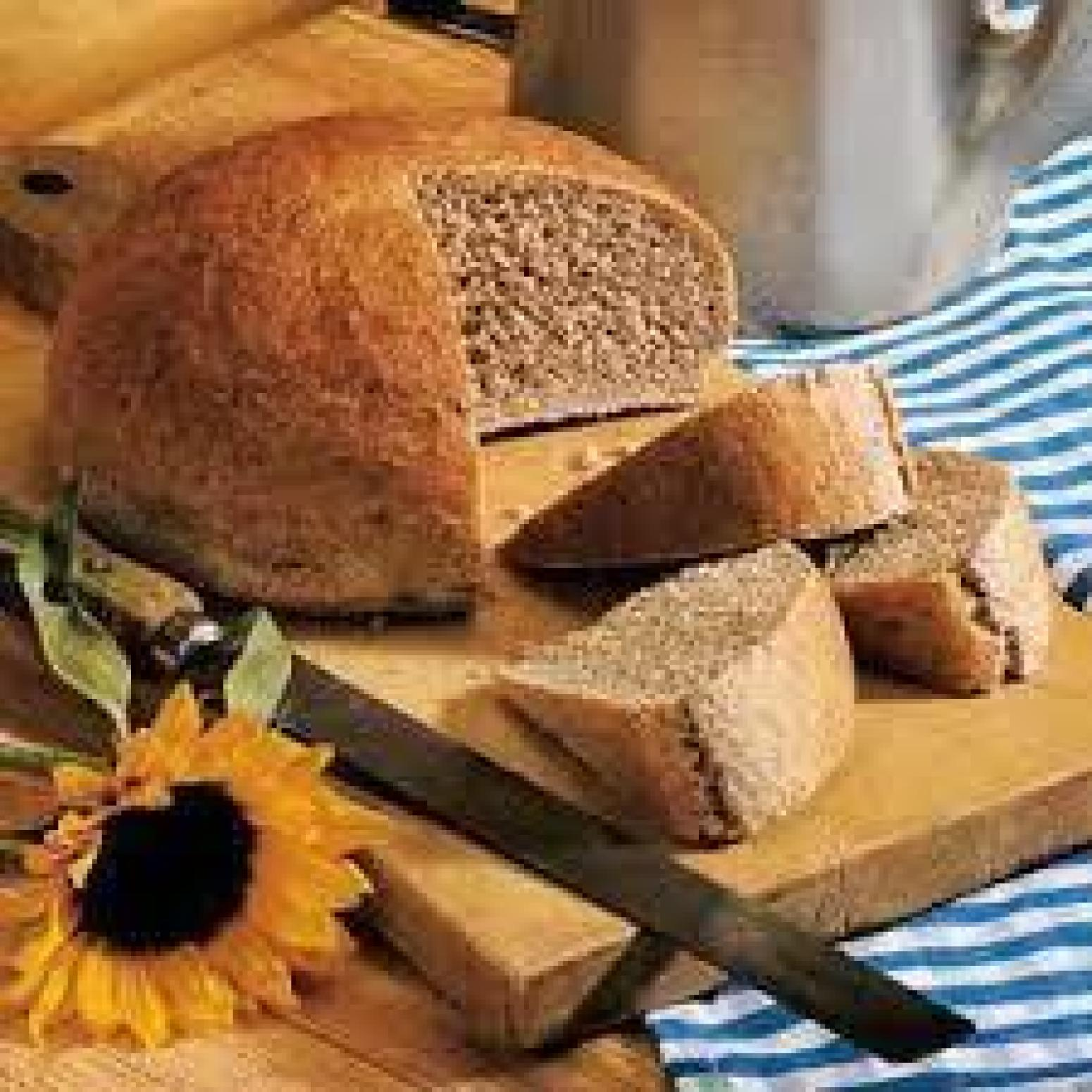 Swedish Limpa Rye Bread Recipe