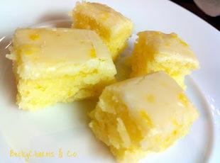 Lemony Lemon Bars Recipe