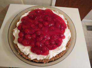 BLUEBERRY CHEESECAKE [NO BAKE] Recipe