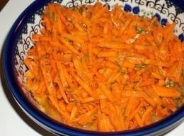 KAROTTENSALAT (CARROT SALAD) Recipe