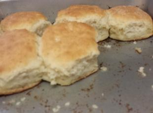 Seven Up Biscuits (7-Up biscuits) Recipe