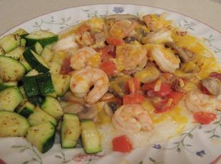Tara's Shrimp and Grits