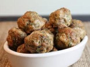 Tofu *Meatballs (meatless) (Vegetarian) Recipe
