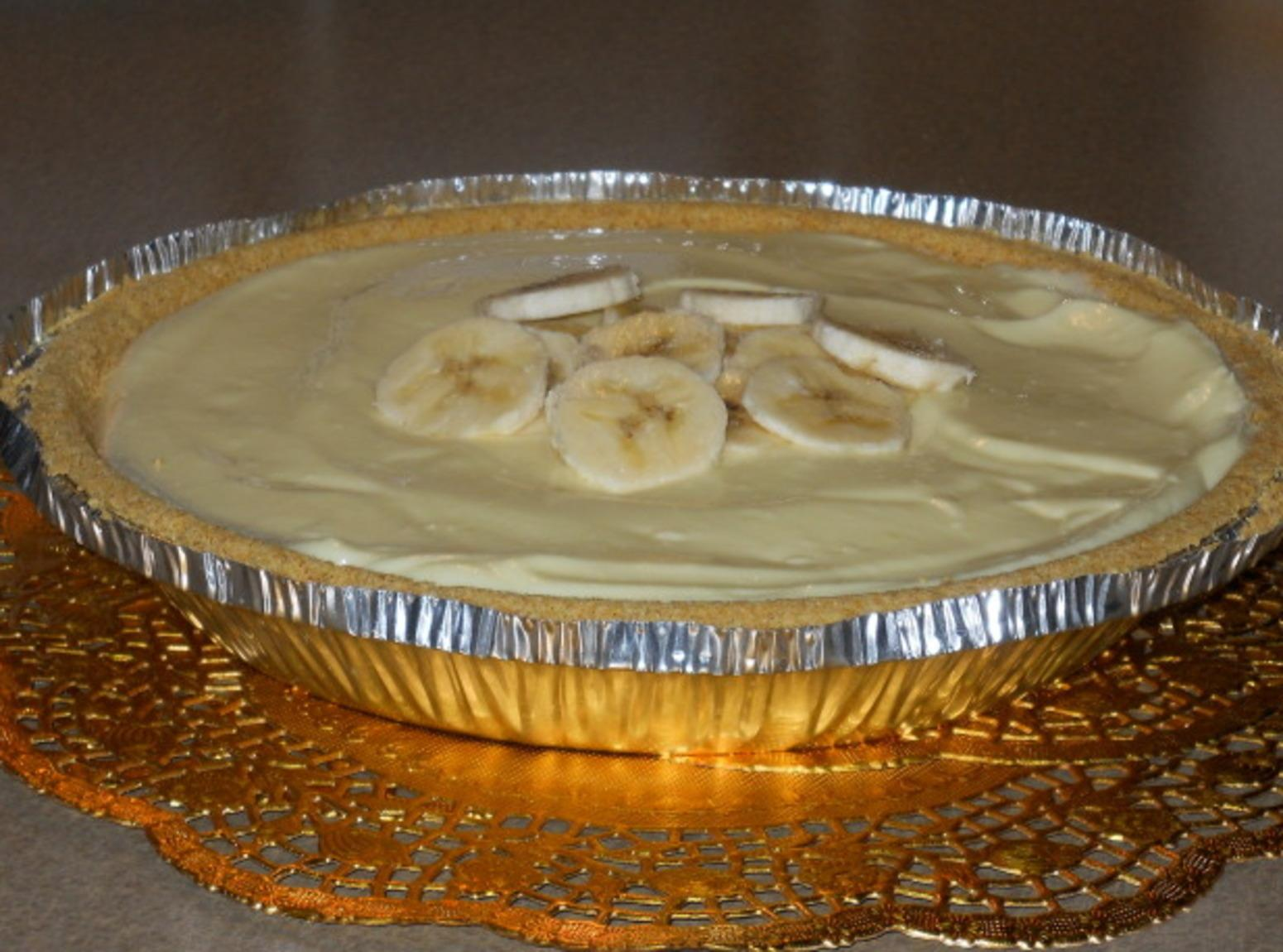 Quick and Easy Banana Cream Pie Recipe