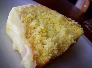Lemon Zucchini Cake With Lemon Cream Cheese Frost