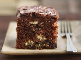 Fudge Lover's Cream Cheese Cake Recipe