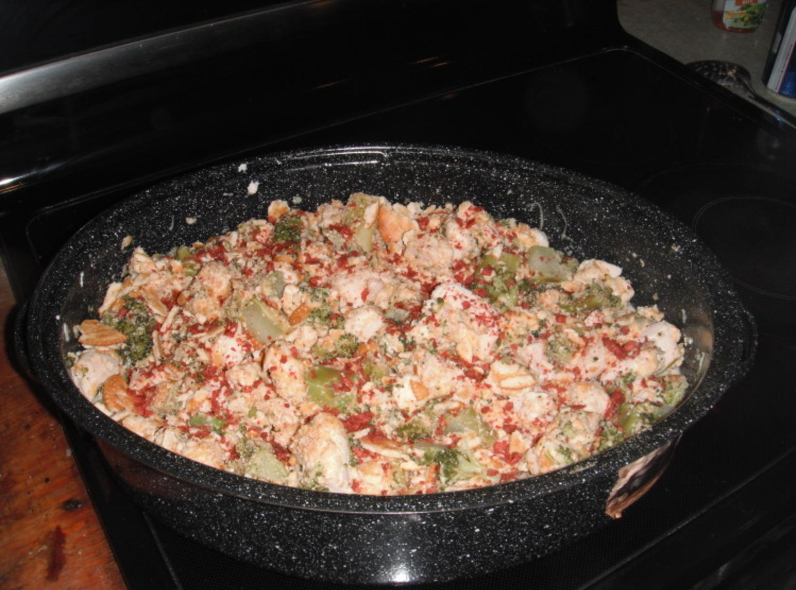 bacon and broccoli chicken casserole Recipe