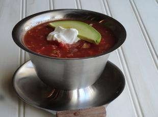 Spicy Gazpacho Recipe