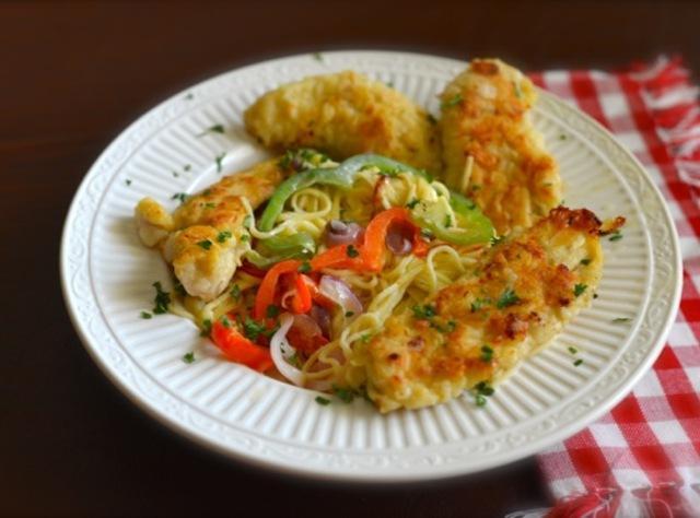 Olive Garden Chicken Scampi Recipe Just A Pinch Recipes