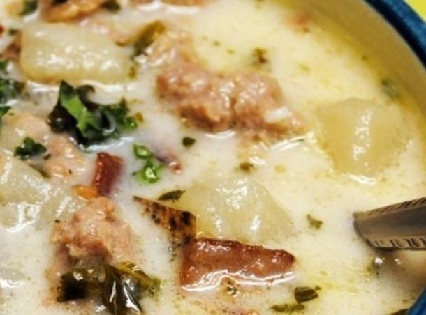 Crock Pot Zuppa Toscana Recipe Just A Pinch Recipes