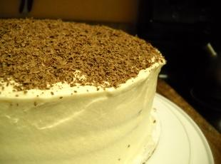 White Russian Layer Cake Recipe