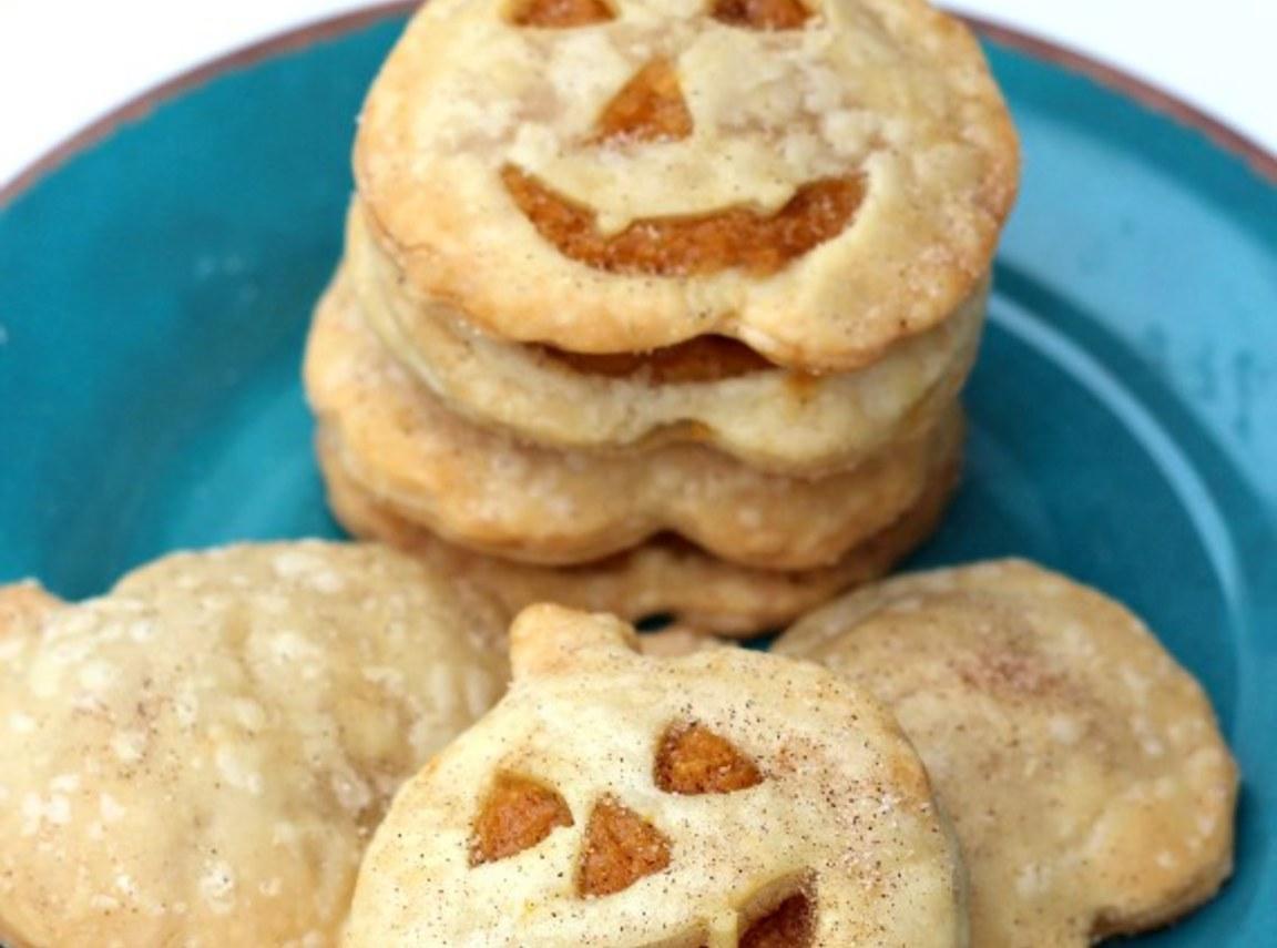 Pumpkin Pie Pockets Recipe | Just A Pinch Recipes