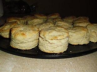April's Perfect Layered Biscuits Recipe