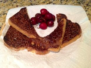 Old Fashioned Cinnamon Toast