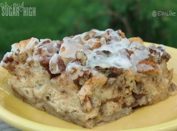 Cinnamon French Toast Bake from Pillsbury Recipe
