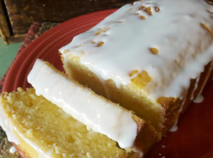 Sunburst Coffee Cake