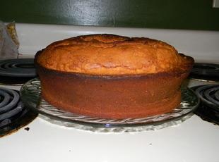 Granny Kate's Cream Cheese Pound Cake Recipe