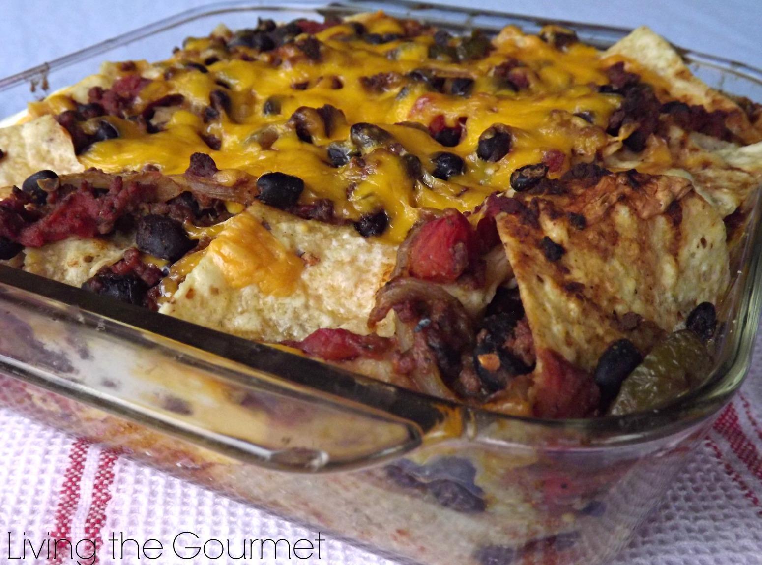 Baked Taco Lasagna Recipe