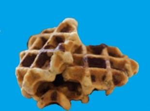 Waffle Iron Oatmeal Cookies! Recipe