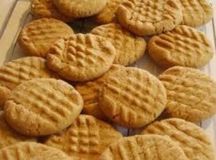 My Mother's Nearly Famous Peanut Butter Cookies Recipe